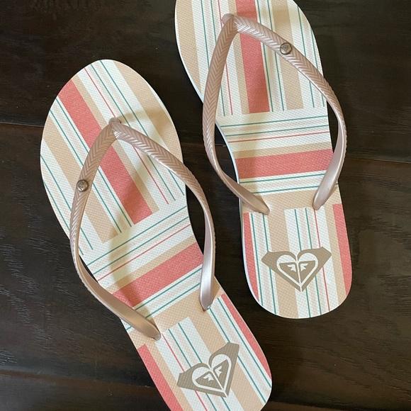 NEW Roxy Sandals! ☀️🌴